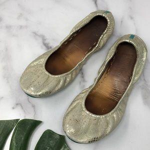 Tieks Romantic Blush Ballet Flat Shoes 10 A4